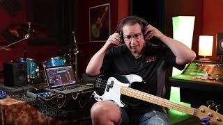 Recording in Studio One Made Easy: Recording Bass