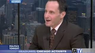 Politics Tonight Interviews JD Miller about Homelessness In Chicago