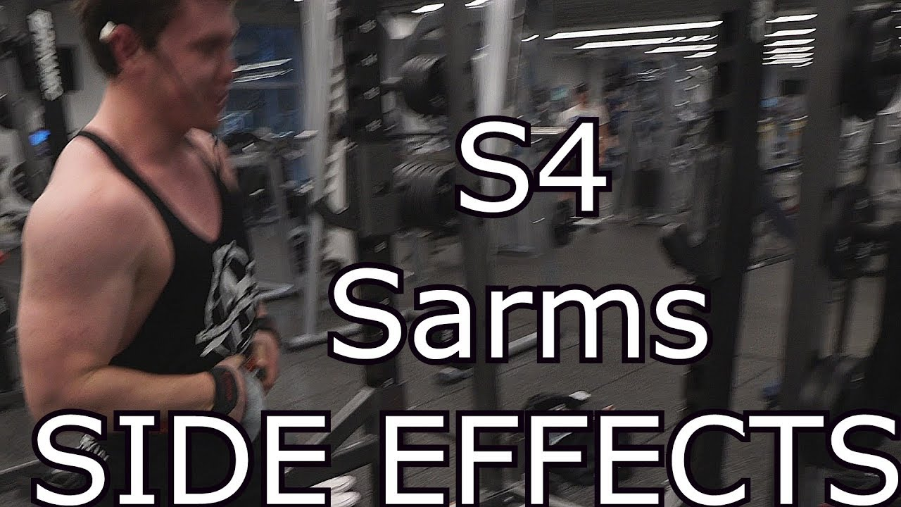 Download HIGH DOSAGE S4 SARMS CYCLE   CRAZY VISION SIDE EFFECTS