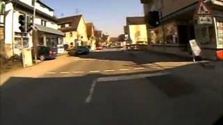 Spontantour  Am 5. 3. 2011  Nach Bad Urach Video 2 / 10