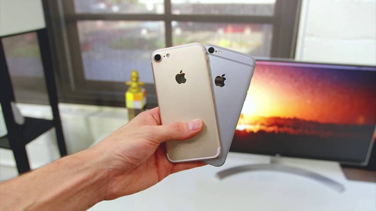 28b2af470 آيفون 7 iphone أسعار هاتف آيفون 7 ومواصفاتة بالتفصيل وسعر الهاتف فى السوق  العربية