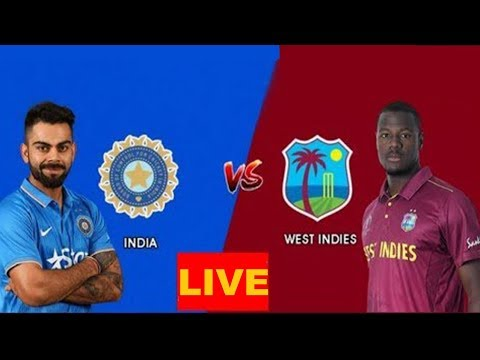 India Vs West Indies 2nd ODI Live Streaming