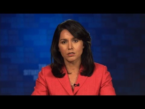 Rep. Gabbard on Syria: Evidence, facts matter