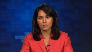 Rep  Gabbard on Syria  Evidence, facts matter