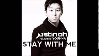 Justin Oh - Stay With Me (Feat.윤하)