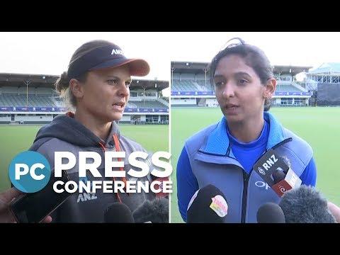 No doubt that New Zealand play better cricket than us – Harmanpreet kaur