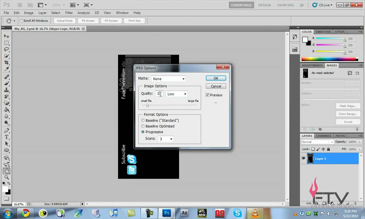 photoshop ep 2 compress images size without loss in quality