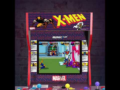 Arcade1Up X-Men 4 Player from Arcade1Up Official