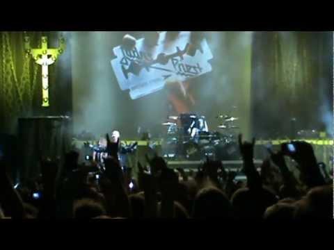 Judas Priest (Kiev 16.04. 2012) - Breaking The Law