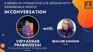 Vidyadhar Prabhudesai on sustainablity in future | 2020 | Mitti ke Rang