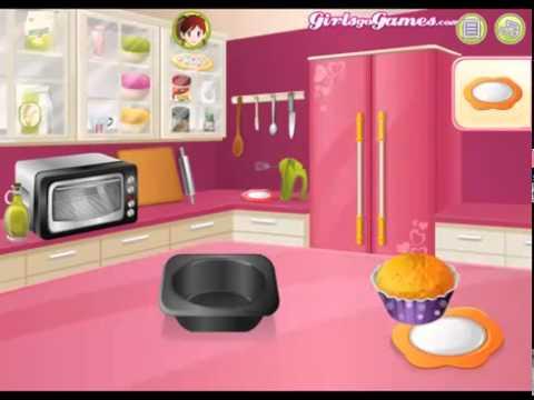 Бесплатные игры онлайн  Готовим еду игра для девочек, Cooking Games For Little Kids