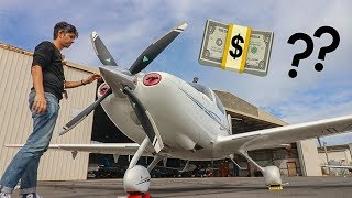 How much to fly a Cirrus?