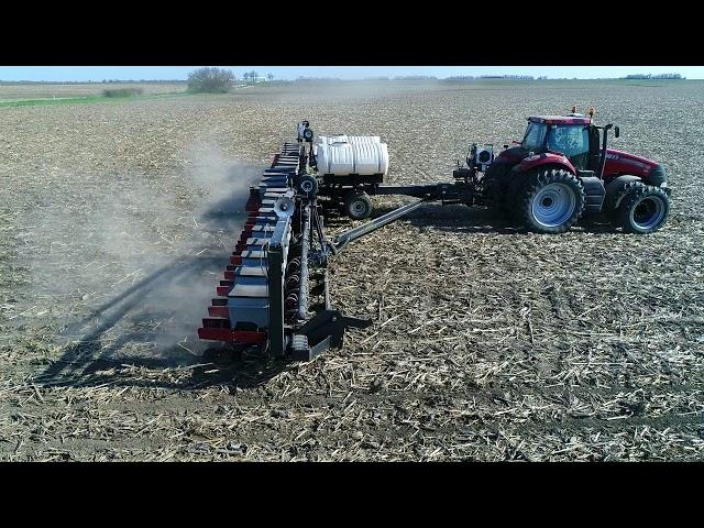 Planter Pro 537 PRIMO - 2018-05-31
