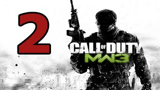 Call of Duty: Modern Warfare 3 Walkthrough Part 2 - No Commentary Playthrough (PC)