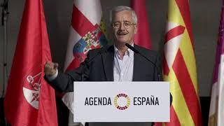 Heroico discurso de José Antonio Ortega Lara en VIVA21