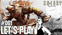 Let's Play - Knight Online #001 - El Morad [Full-HD Gameplay] [Deutsch]