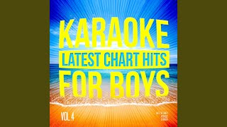 Say Hello Wave Goodbye (In the Style of David Gray) (Karaoke Version)