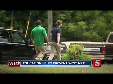 More Resources Utilized To Inspect West Nile
