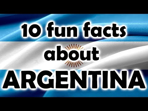 10 Fun and Interesting Facts About ARGENTINA I Argentina facts