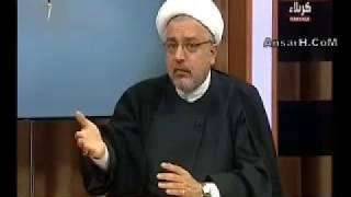 الإمام الحسين عليه السلام طاهر منظف منذ ولادته - الشيخ محمد كنعان