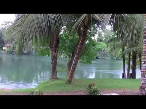Paradise on Lake Volta Ghana Tour Oct 2014