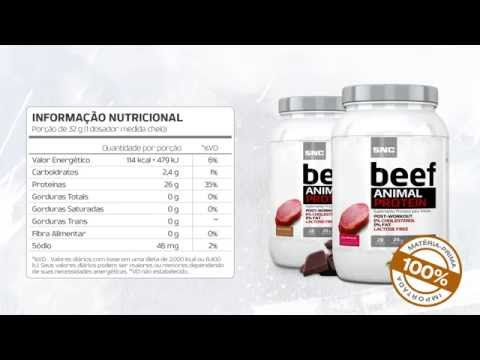 Beef Animal Protein - SNC ...