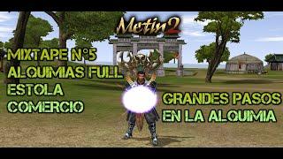 METIN 2.ES HIDRA MIXTAPE / GRANDES PASOS EN LA ALQUIMIA / PAISPER