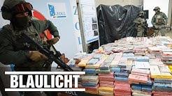 3,8 Tonnen Kokain für 800 Millionen Euro - Rekordfund im Hamburger Hafen