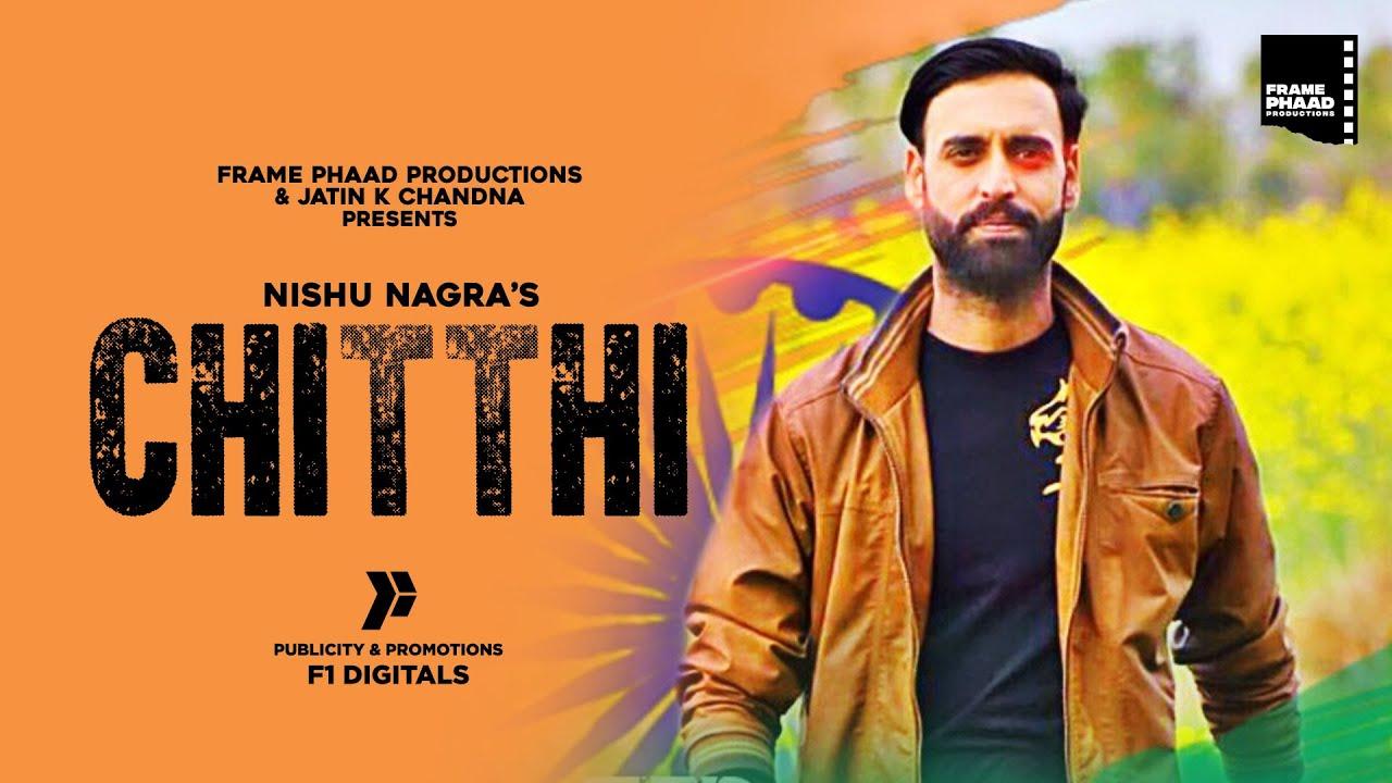 Hit Punjabi Song 2020 | Chitthi - Nishu Nagra | kesar | Suraj Jakhmola |  Hit Punjabi Song 2020