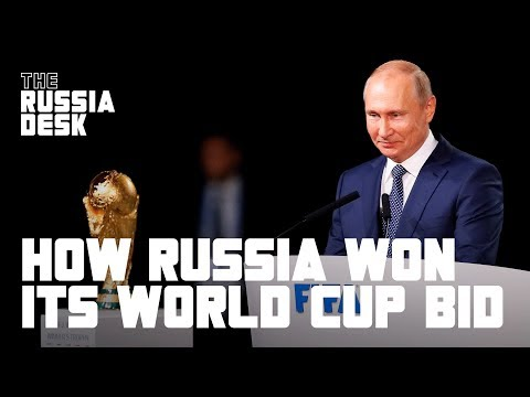 How Russia Won The Bid For The 2018 World Cup | The Russia Desk | NowThis