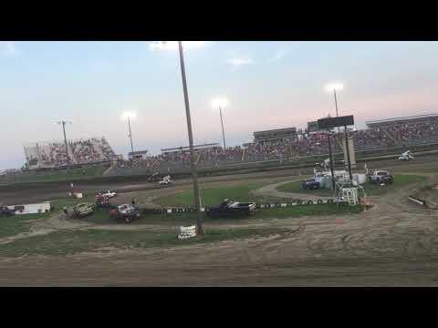 Mike Houseman Jr 4L 8-25-18 MWMotorsports Eagle Raceway