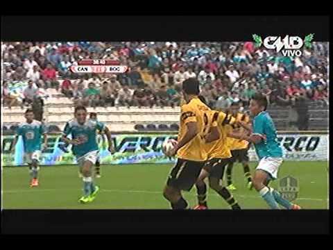 Cantolao vs La Bocana: Gol de Mario Ceballos | Final - Copa Perú 2015