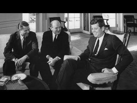 JFK Tapes Meeting with Robert McNamara and Dean Rusk on NATO