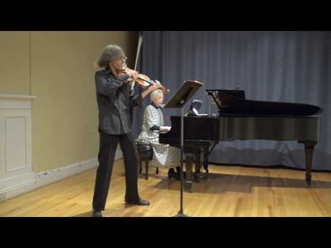 Bloomingdale School of Music 5/6/16 Judith Olson & Rolf Schulte: The Russian Soul