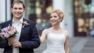 2014-07-20 Свадьба Сергея и Анны @ River Lounge @ Москва