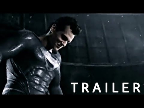 Justice League Black Suit Edition fan edit by Chris Dawson Trailer