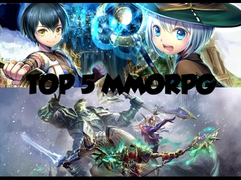 TOP 5 Open World MMORPG Android/IOS