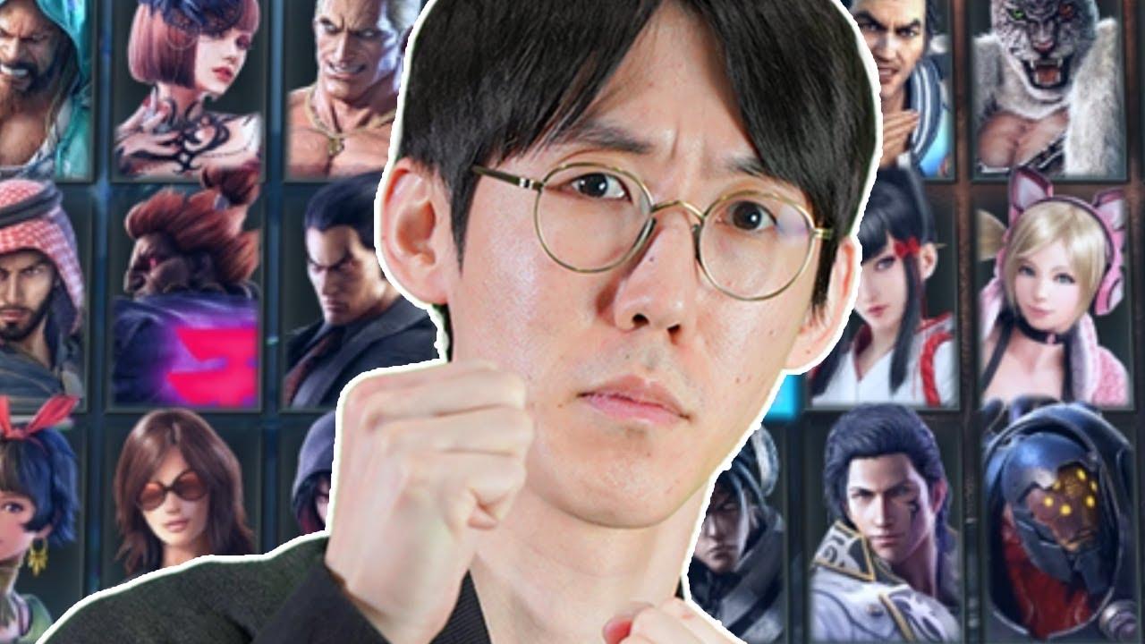 What Tekken Character Should I Start With Jdcr S Tekken Guide For Beginners Youtube