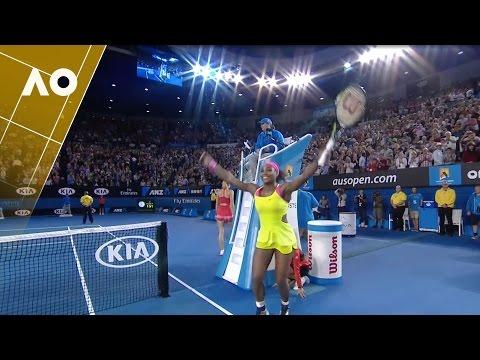 The Baseline Serena Williams | Australian Open 2017