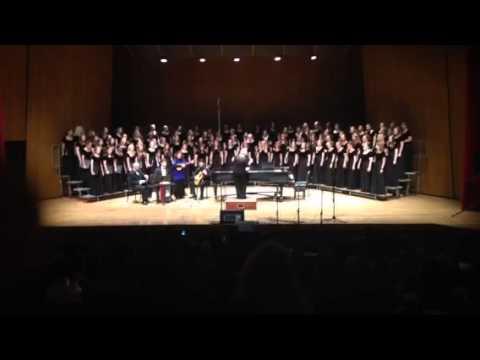 """UK Women's Choir """"La Paloma"""""""