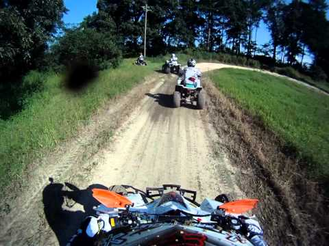 Outback ATV Park, Laurinburg, NC