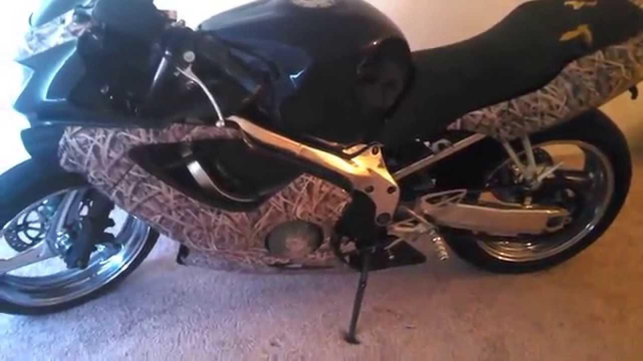 1999 Honda CBR 600 F4 Introduction Bike Night Failure