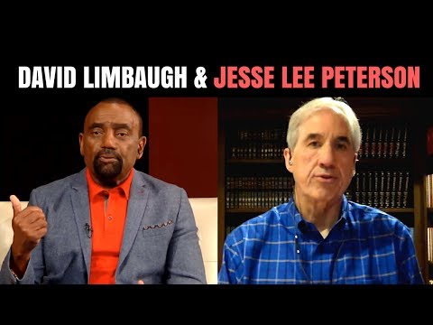 """David Limbaugh & Jesse Peterson on """"The True Jesus,"""" & Recognizing God as Your Father (Ep. 2)"""