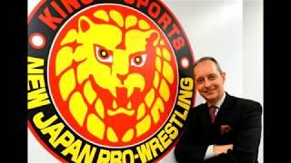 New President of NJPW (Podcast Wrestling Society)