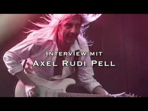 "AXEL RUDI PELL - ""Game of Sins"" Interview"