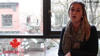 Student's testimonial (Portuguese) - Marcella Fagnani