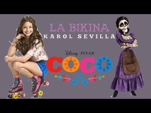 Karol Sevilla LA BIKINA - IMELDA- Inspirada en la Pelicula COCO - Comic Dra. Aluxe