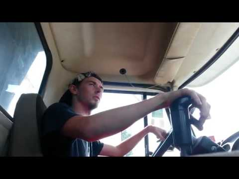 Shifting Mack E7