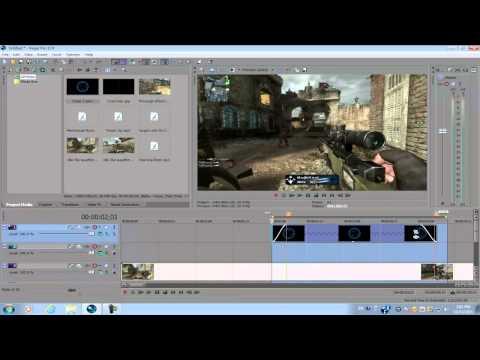 Videobewerkingsprogramma voor filmliefhebbers – VEGAS Pro