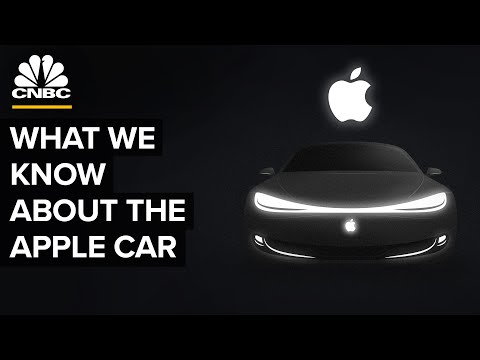 Apple Car: Here's What We Know So Far